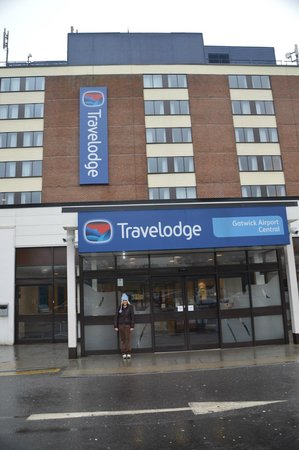 Travelodge Gatwick Airport Central: Hotel front