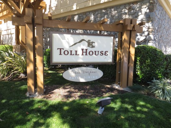 Toll House Hotel: Toll House Los Gatos, CA