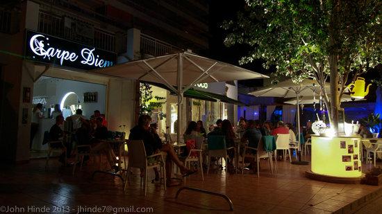 Porto Petro, Espanja: Nights @ Carpe Diem