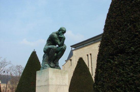 Musée Rodin : Памятник)