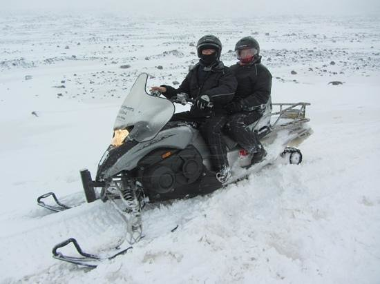 Reykjavik Excursions : Snowmobiling Was Awesome..