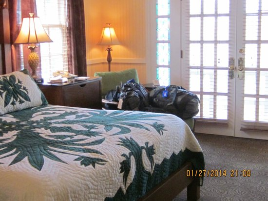The Plantation Inn : Lanai Room