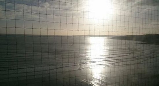 Grand Hotel Scarborough: Room with a view..