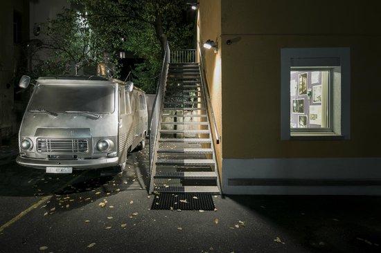Hotel Rothaus: bus und zimmer