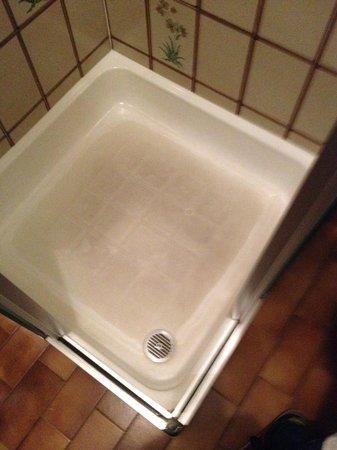 Wellnesshotel Erica: piatto doccia ....