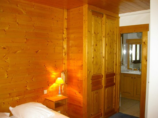 Hotel Christiania: Chambre