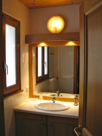 Hotel Christiania: La salle de bain