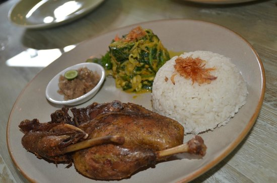 The Heritage Kitchen and Gallery: YUMMY CRISPY DUCK