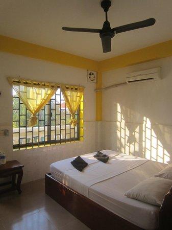 Mad Monkey Hostel Siem Reap: Room 16