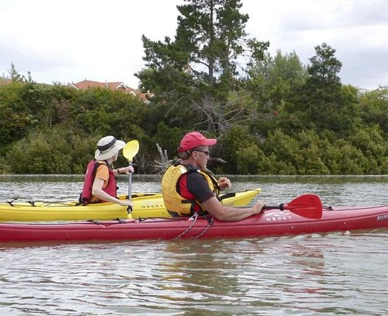 Slippery Creek Kayak Hire