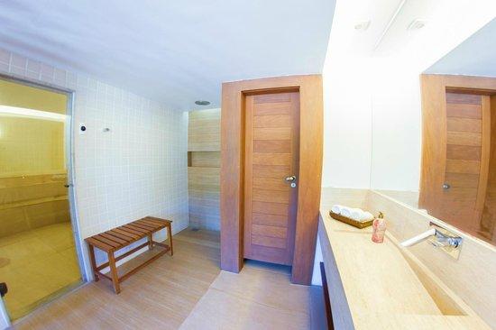 Azeda Boutique Hotel: Azeda Club - Sauna