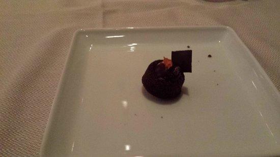 Marea : Mini chocolate cake