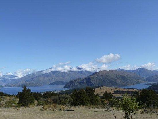 Mount Iron: Atop Iron Mountain!