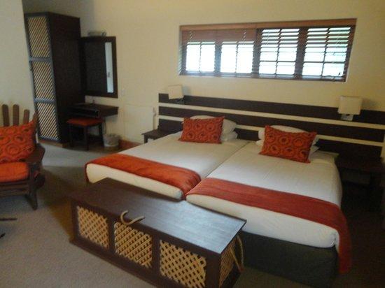Knysna Hollow Country Estate : Very good rooms