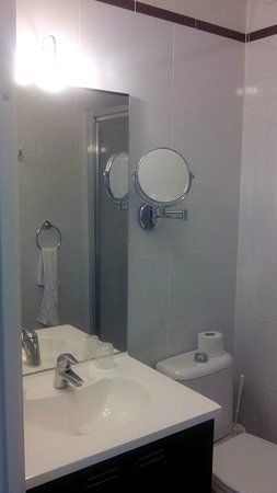 Residhome Appart Hotel Tolosa: Salle de bain