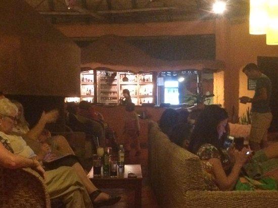 Mara Sopa Lodge: Klar for underholdning i baren