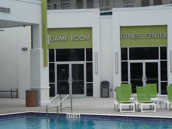 Avanti International Resort: area recreativa