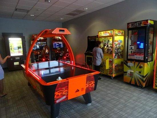 Avanti International Resort: jogos