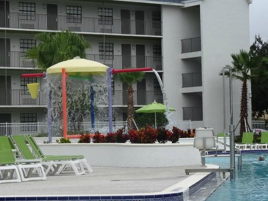 Avanti International Resort : area recreativa