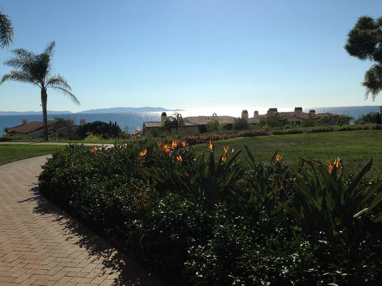 Terranea Resort: View of the grounds