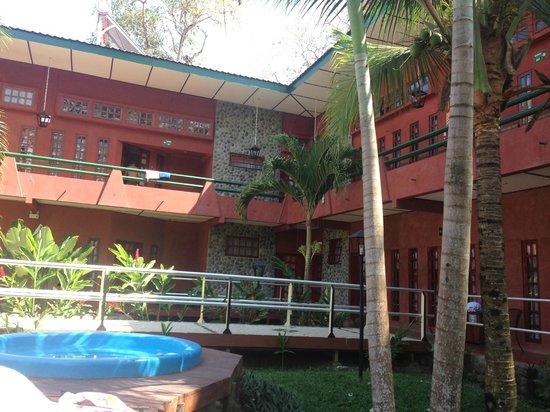 Hotel Playa Bejuco: vista externa de las habitaciones