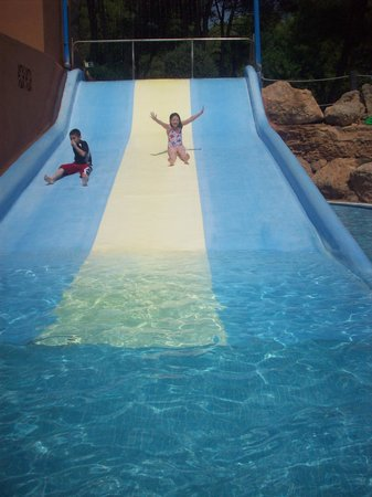 Playa Moreia Apartments : Aqualand waterpark, around 1.30 hours from hotel