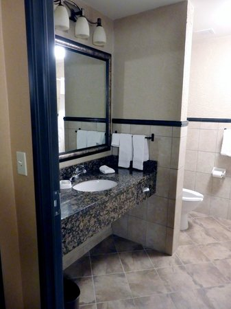 Drury Inn & Suites Phoenix Happy Valley: sink area