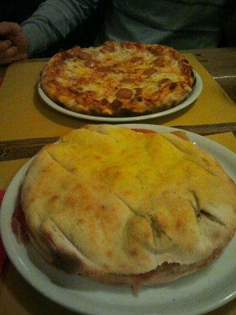Pizzeria la Tana: Pizza y Focaccia