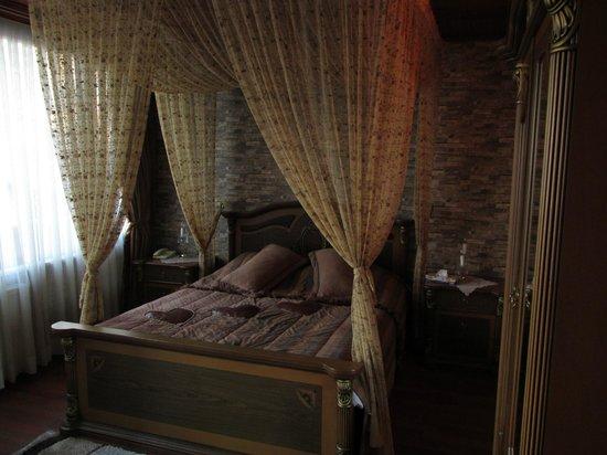 Angel's Home Hotel: Спальная зона