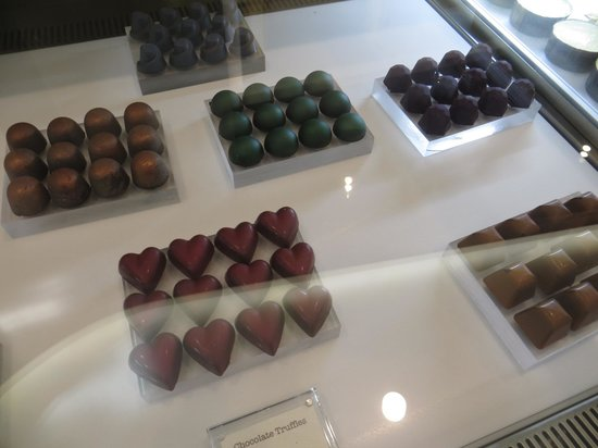 Amour: chocolates