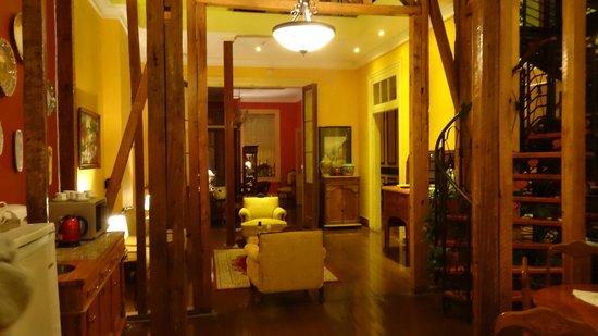 Hotel Boutique Acontraluz: INTERIEUR SEJOUR HOTEL