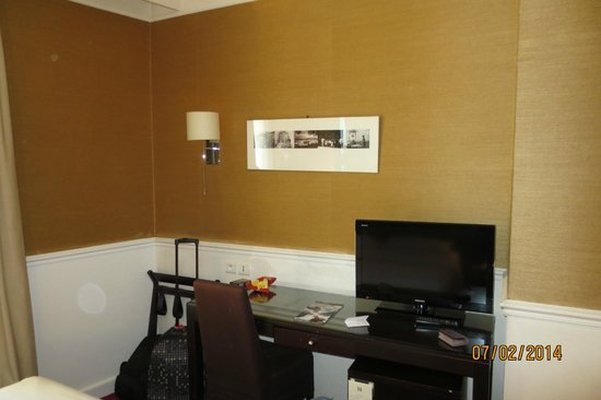 Residence Imperiale: Hotel room - double