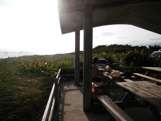 Bahia Honda State Park and Beach: las mesas