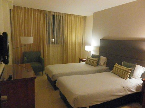 Metropolitan Hotel : Nice room, comfortable beds