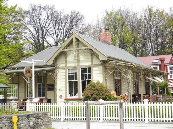 Postmaster's Residence: Postmasters Residence, Arrowtown
