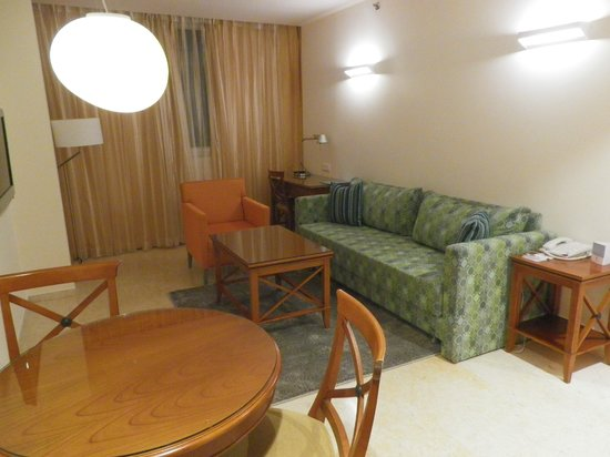 Metropolitan Hotel : Suite