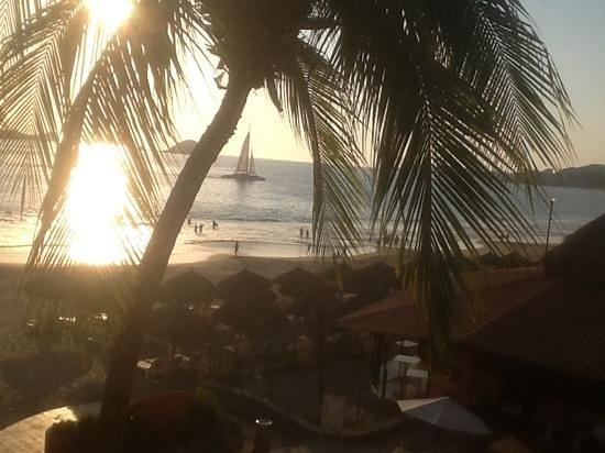 Holiday Inn Resort Ixtapa : sunset cruise