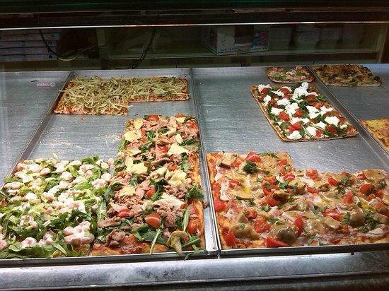 Pizza Europa Rustica: bella pizza 2