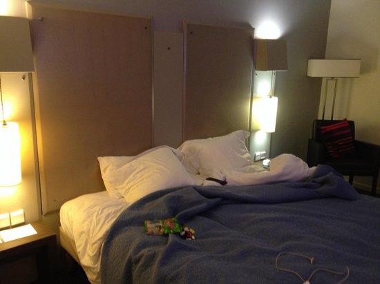 Hotel des Trois Couronnes : Chambbre