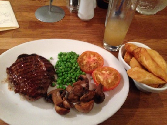 Anderson's : Main Scottish 10oz rump steak