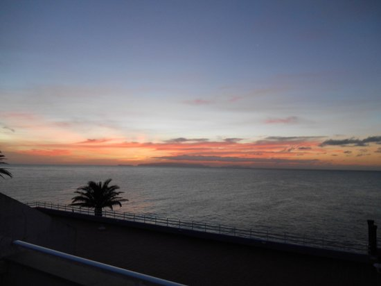Roca Mar : Zonsopgang vanaf het balkon