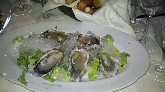 Restaurante Puerto Cristal: :P