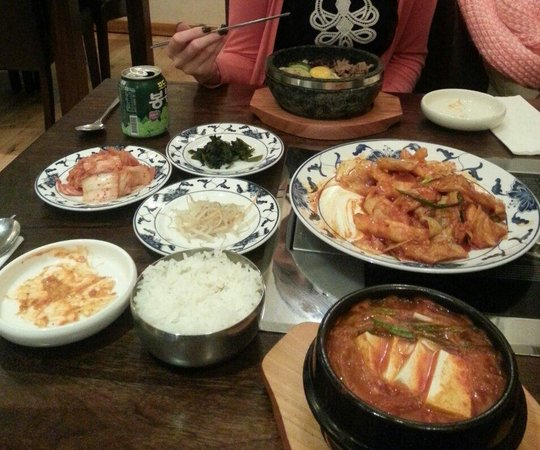 Image Kimchi in South Wales