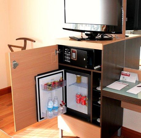 Hotel Blanca de Navarra: Minibar