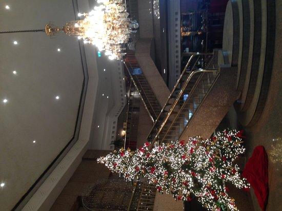 Le Meridien Pyramids Hotel & Spa : lobby