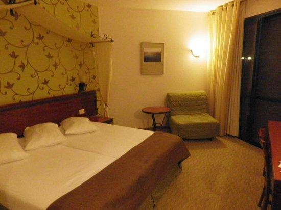 Hagoshrim Hotel & Nature: Nice room