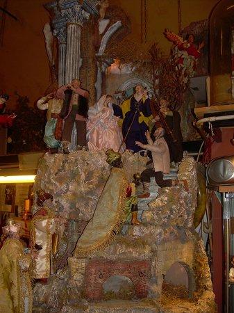Via San Gregorio Armeno : san gregorio armeno - presepe