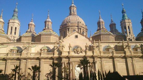 Basilica de Nuestra Senora del Pilar: La pilarica