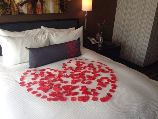 Sofitel Philadelphia Hotel: Valentine's day
