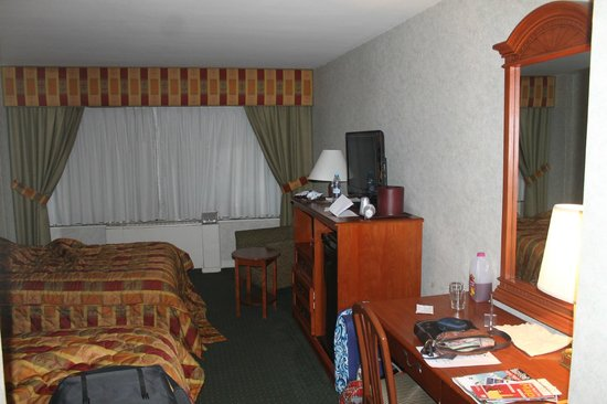 Travel Inn Hotel New York: номер